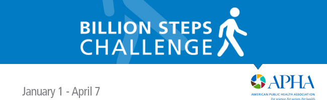 APHA's Billion Steps Challenge