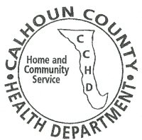 Calhoun County Health Department Logo