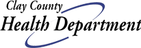 Clay County Health Department Logo