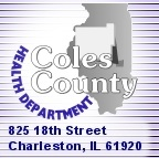 Coles County Health Department Logo