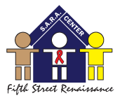 Fifth Street Renaissance/Sara Center Logo