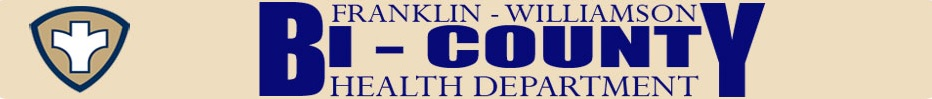 Franklin-Williamson Bi-County Health Department Logo