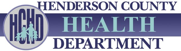 Henderson County Health Department Logo