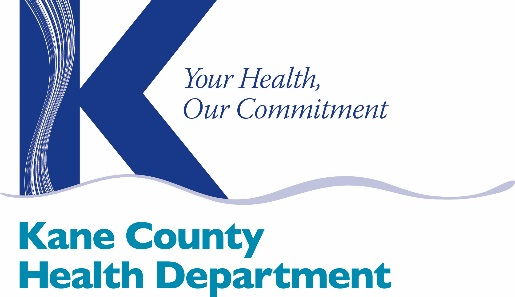 Kane County Health Department Logo