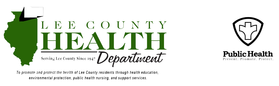 Lee County Health Department Logo