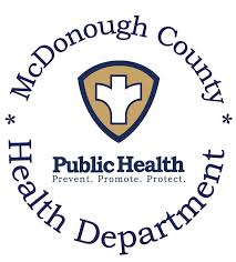 McDonough County Health Department Logo