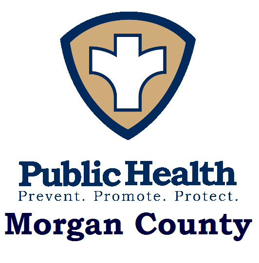 Morgan County Health Department Logo