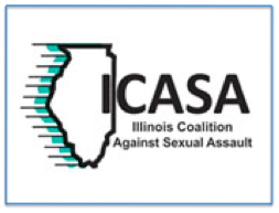 Illinois Coalition Against Sexual Assault  Logo