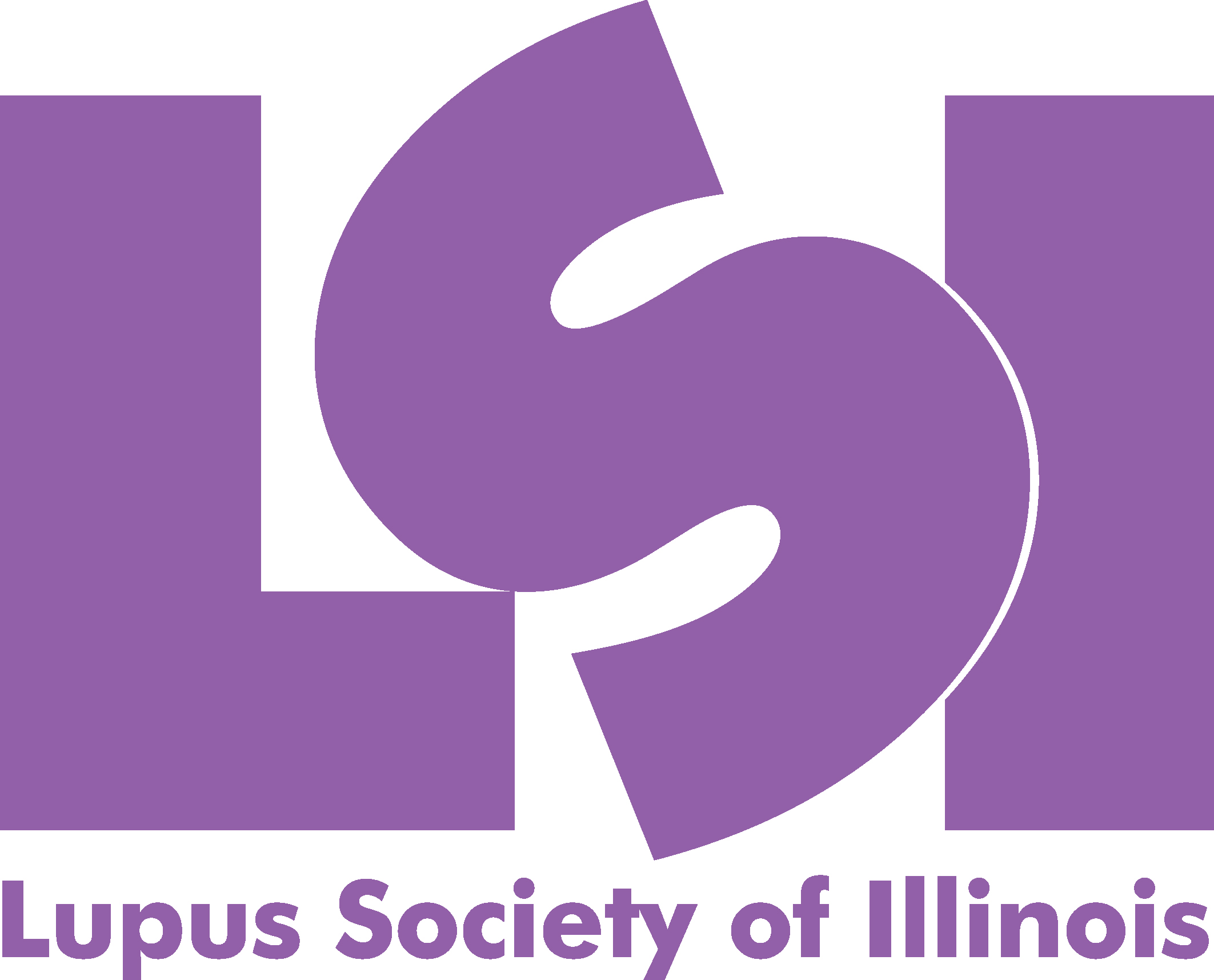 Lupus Society of Illinois Logo