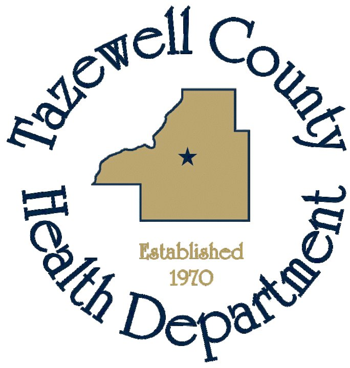 Tazewell County Health Department Logo