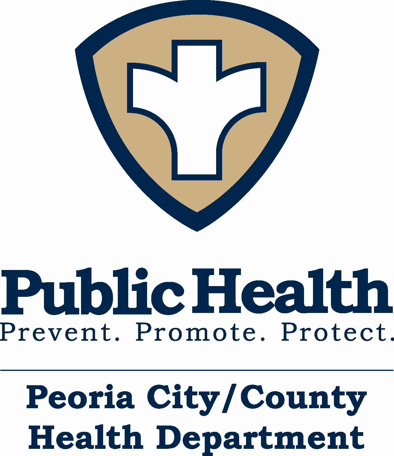 Peoria City/County Health Department Logo