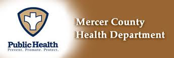 Mercer County Health Department Logo