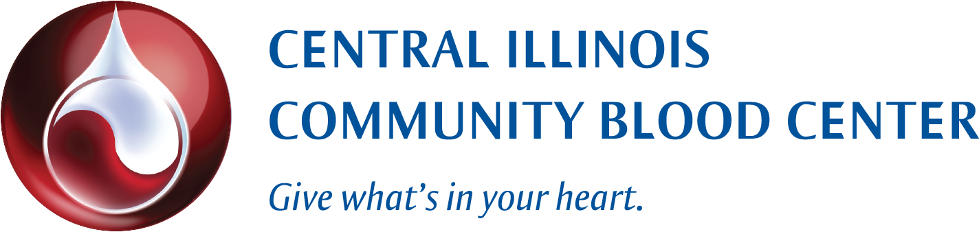 Central Illinois Community Blood Center April 2017 Blood Drives