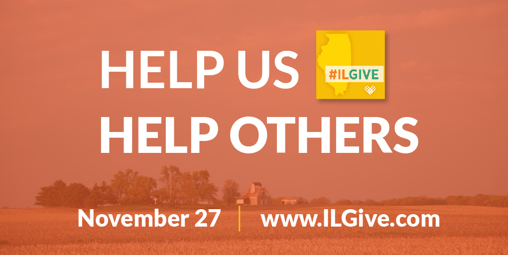 Today's the Day! #ILGive