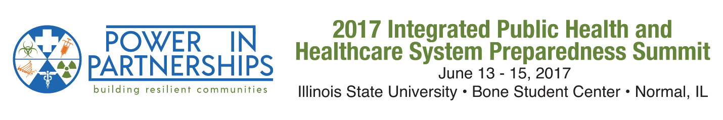 2017 Integrated Public Health and Healthcare System Preparedness Summit