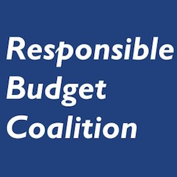 Responsible Budget Coalition Weekly Update: February 14, 2017